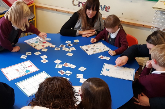Phonic Workshops - A Big Success!